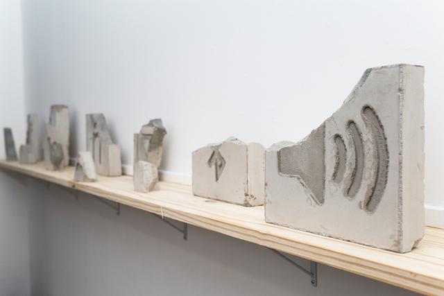 , 'Geografia Personal Fragmentos,' 2016, Casa Nova Arte e Cultura Contemporanea