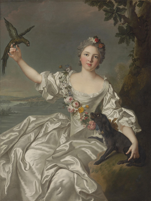 , 'Portrait of François-Renée de Carbonnel de Canisy, Marquise d'Antin, three-quarter-length,' , Christie's Old Masters