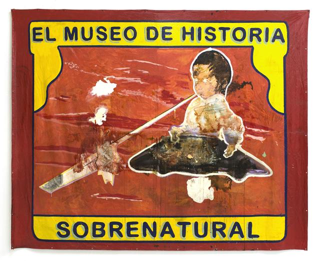 , 'Museo de Historia Sobrenatural,' 2015, ROBERTO PARADISE