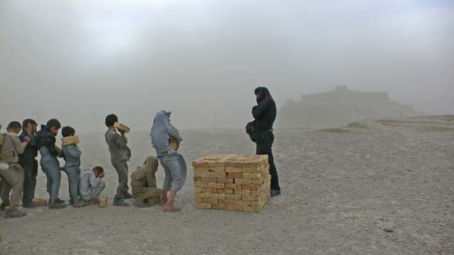 , 'Brick sellers of Kabul,' 2006, Giorgio Persano