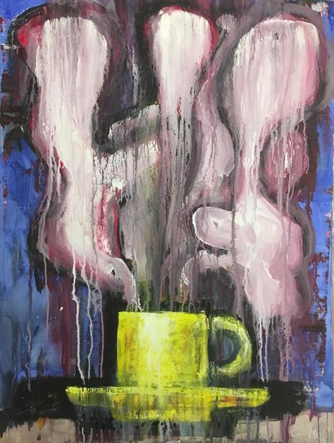 , 'Steaming Cup,' 2017, Alpha Gallery