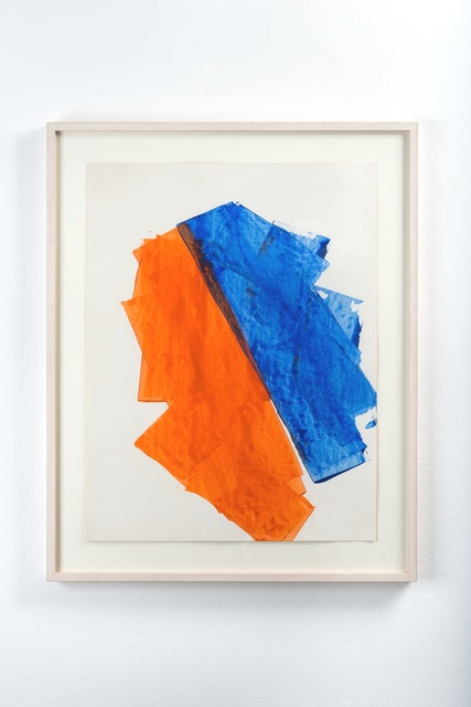 , 'Palette-knife work,' , Galerie Mehdi Chouakri