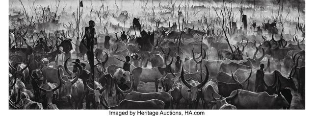 David Yarrow, 'Mankind, Yirol, South Sudan', 2014, Photography, Digital pigment print, Heritage Auctions