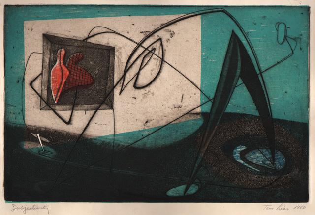 , 'Subjectivity,' 1950, Dolan/Maxwell