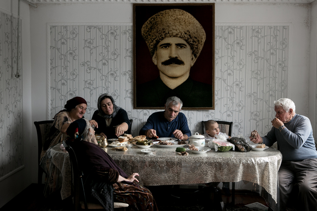 , 'Family Meal,' 2013, Galleri Duerr