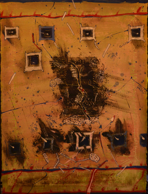 Burt Hasen, 'Dream Windows', 1990, Anita Shapolsky Gallery