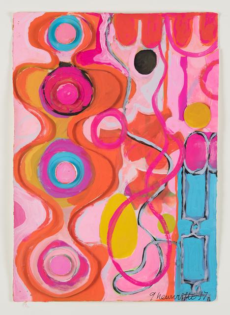 , 'Circus Set V' #12,' 2017, Jacob Babchuk Gallery