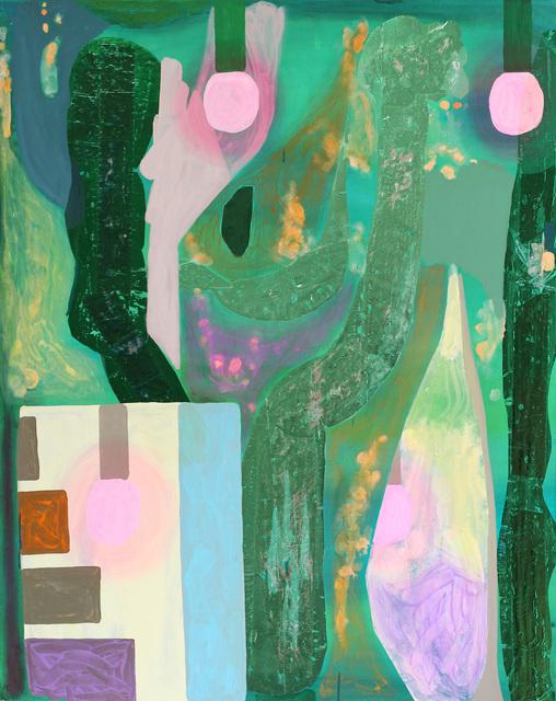 , 'Lobby 2,' 2018, Nathalie Karg Gallery