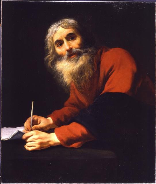 , 'St Luke,' , Robilant + Voena