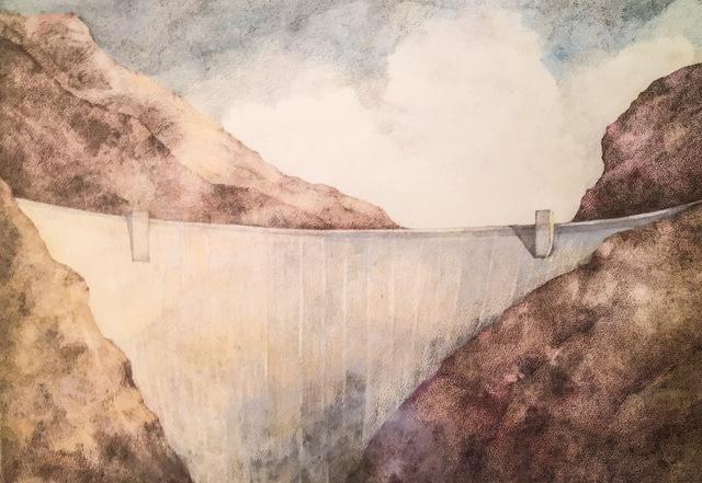 , 'Dam ,' 2014, Cross Contemporary Art