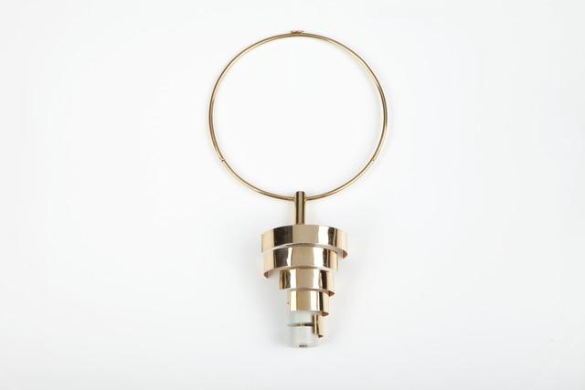 , 'Kinetic pendant necklace,' 1967, Didier Ltd.