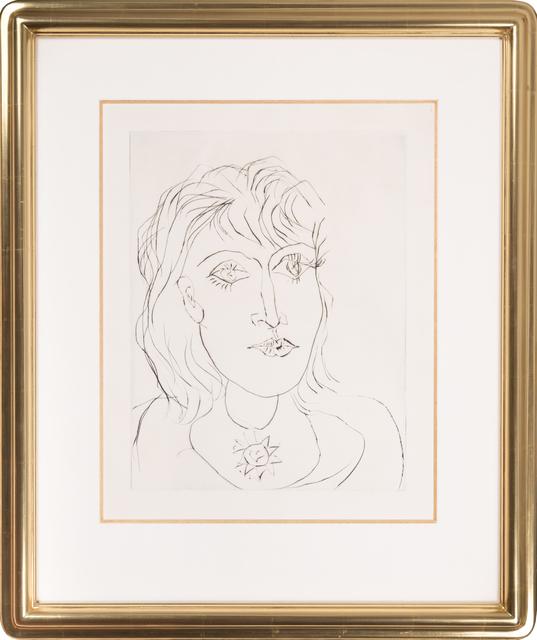 Pablo Picasso, 'Dora Maar au collier', 1937, Odon Wagner Gallery