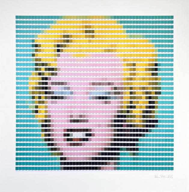 , 'Warhol - Turquoise Marilyn,' 2018, Lawrence Alkin Gallery