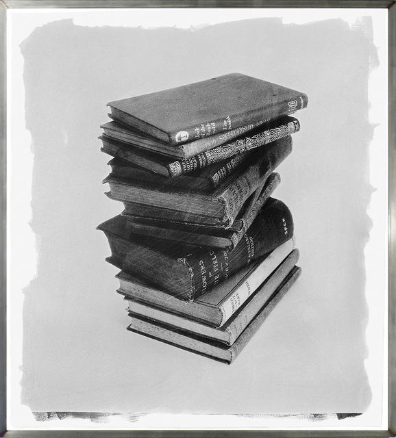, 'Books,' 2003, HackelBury Fine Art