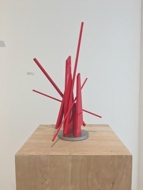, 'Traveler Model,' , Artscape Lab