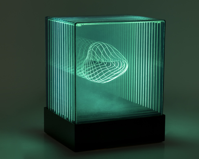 , 'Untitled. Light Box,' 1974-1975, GALERÍA JOSÉ DE LA MANO