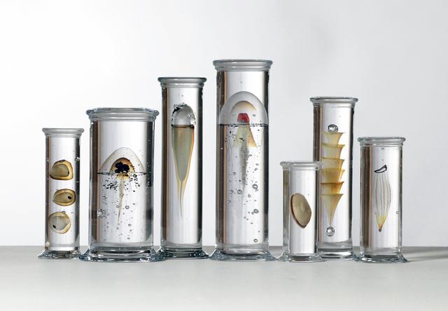, 'SEVEN JARS,' 2017, Heller Gallery
