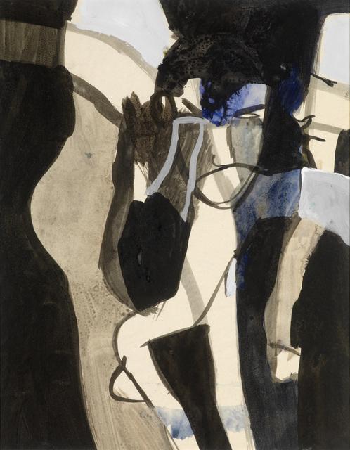, 'Linear Group,' 1966, Osborne Samuel