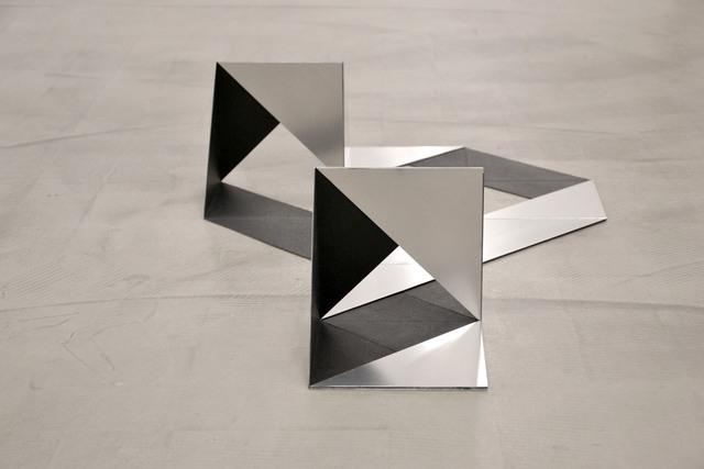 , 'untitled (folding),' 2012, COSAR HMT