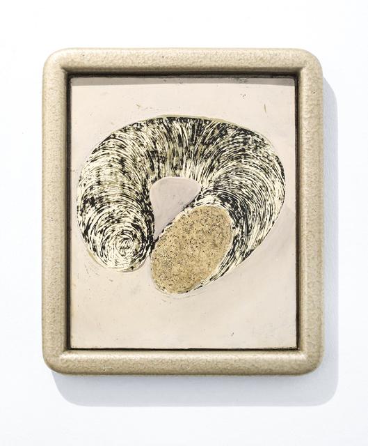 , 'leberwurst I,' 2017, galerie burster