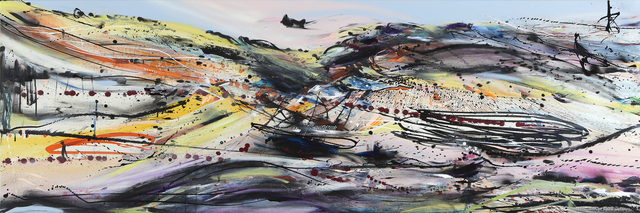 Regina Scully, 'Mindscape 24', 2019, Octavia Art Gallery