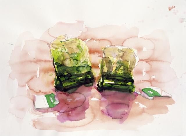 , 'Teabags,' 2011, Hosfelt Gallery