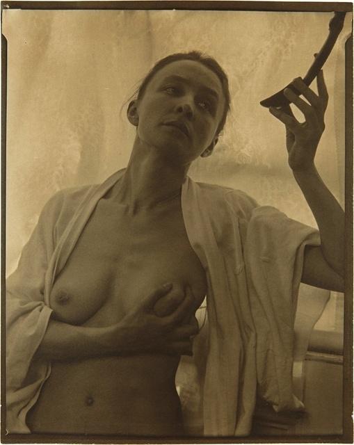 , 'Georgia O'Keeffe,' 1919, Edwynn Houk Gallery