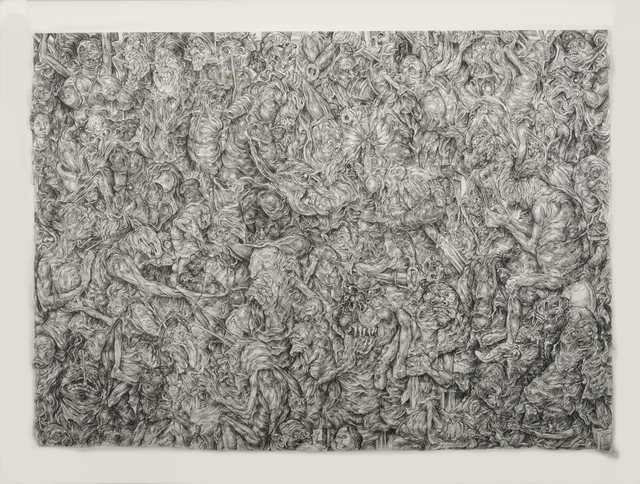 , 'Untitled (Grotesque Scene),' Contemporary, Hieronymus