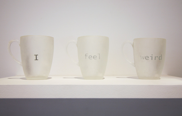 , 'I Feel Weird,' 2014, David Richard Gallery