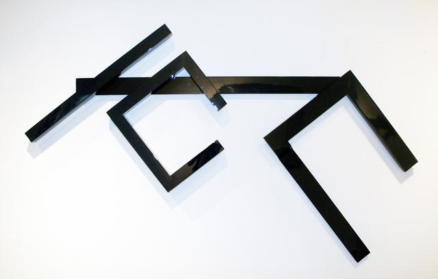 , 'Double C,' 2011, SPONDER GALLERY