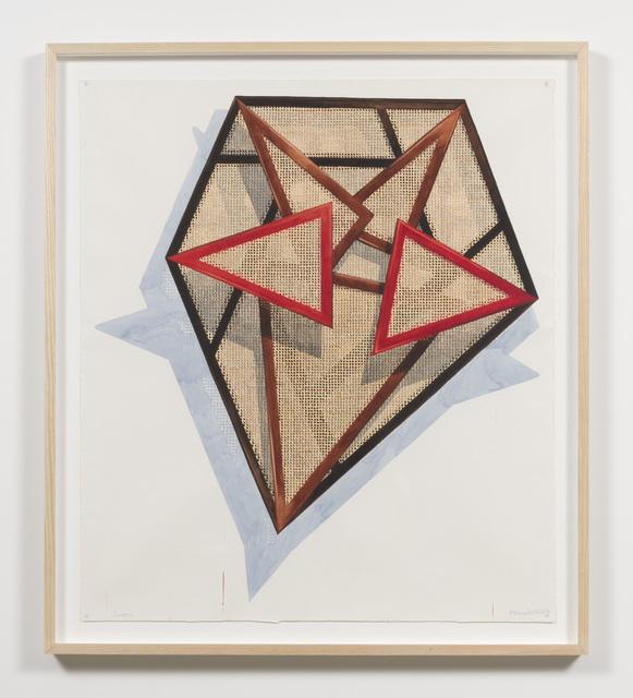 , 'Josefina,' 2018, Haines Gallery