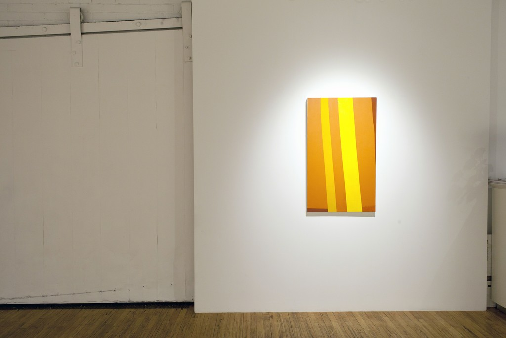 North Gallery Installation