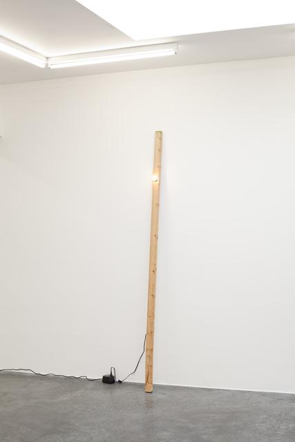 , 'Untitled (green ends),' 2012, Freymond-Guth Fine Arts Ltd.