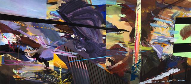 , 'Squint,' 2016, Galleri Urbane