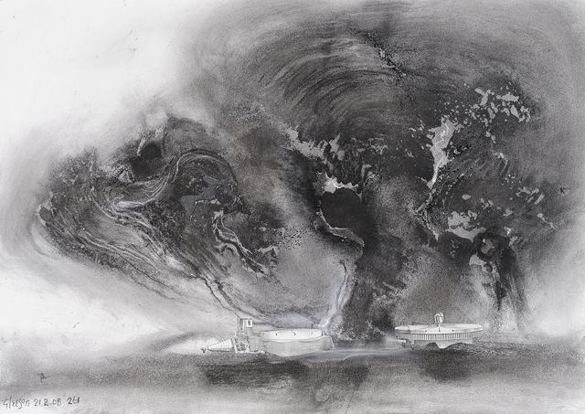 , 'No 261,' 2008, Charles Nodrum Gallery