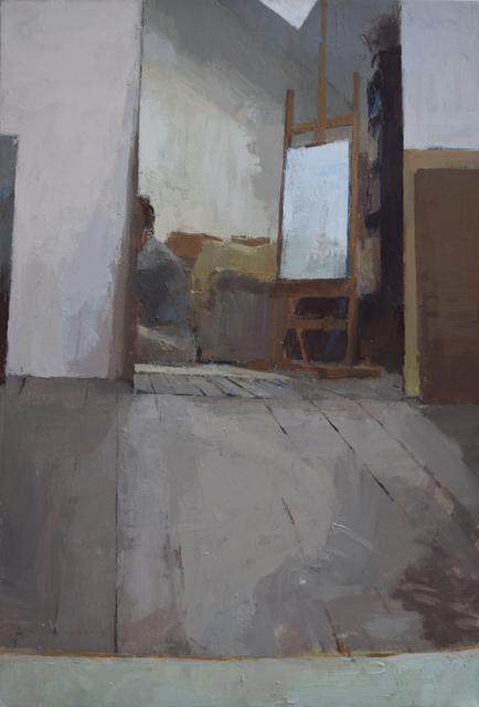 , 'Studio Floor,' 2014, Stanek Gallery