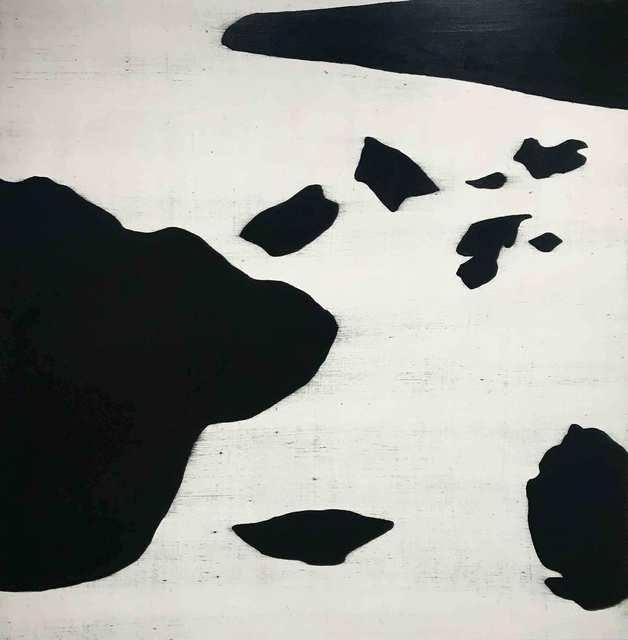 Isabel Bigelow, 'Rocks and Snow', 2018, Sears-Peyton Gallery
