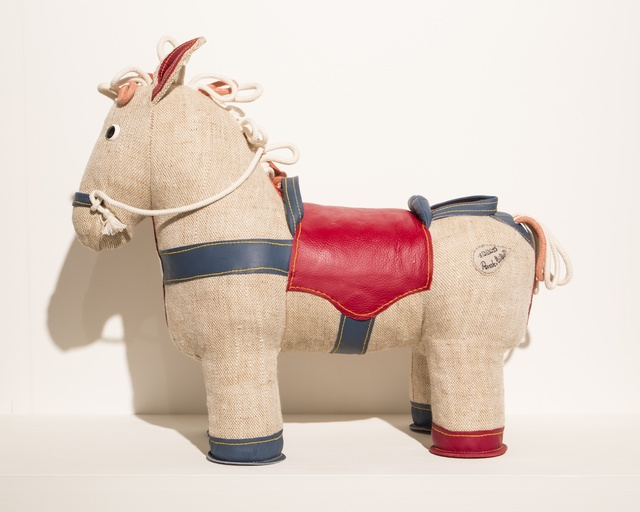 , 'Therapeutic Toy Pony in natural jute, designed and made by Renate Müller,' 2015, R & Company