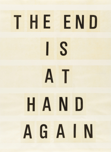 Todd Norsten, 'The End Is At Hand Again #2', 2017, Highpoint Editions
