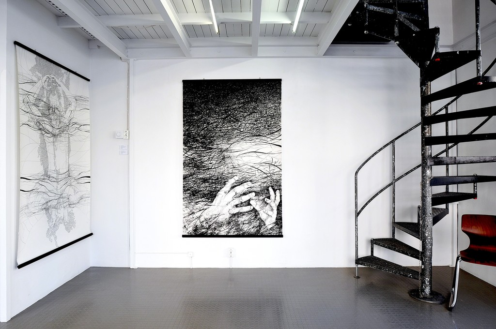 "Matt Miley exhibition ""Transparent Landscapes"". Galleri Duerr Stockholm."