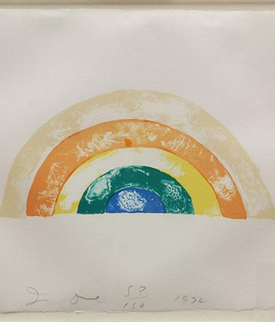 Jim Dine, 'Rainbow', 1972, Caviar20