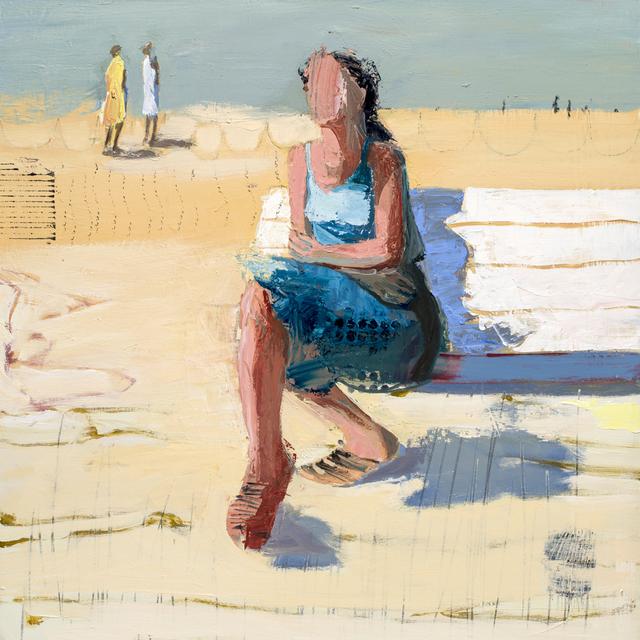 , 'Saturate,' 2018, Sue Greenwood Fine Art