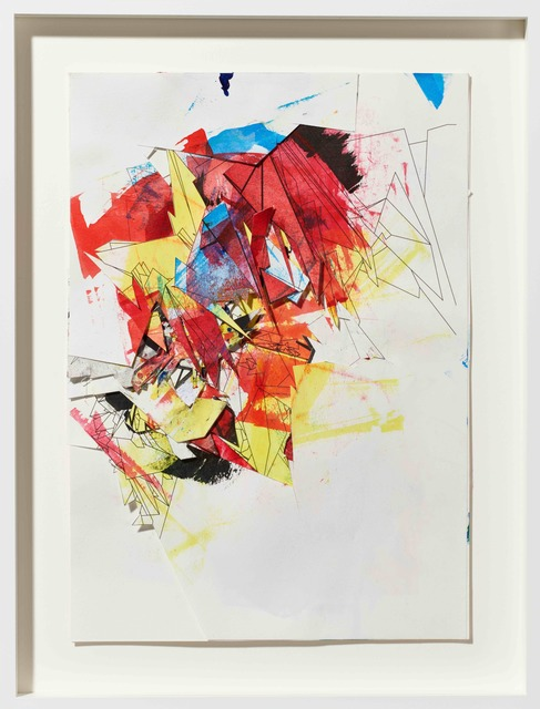 , 'DSRF,' 2018, Galerie Ron Mandos