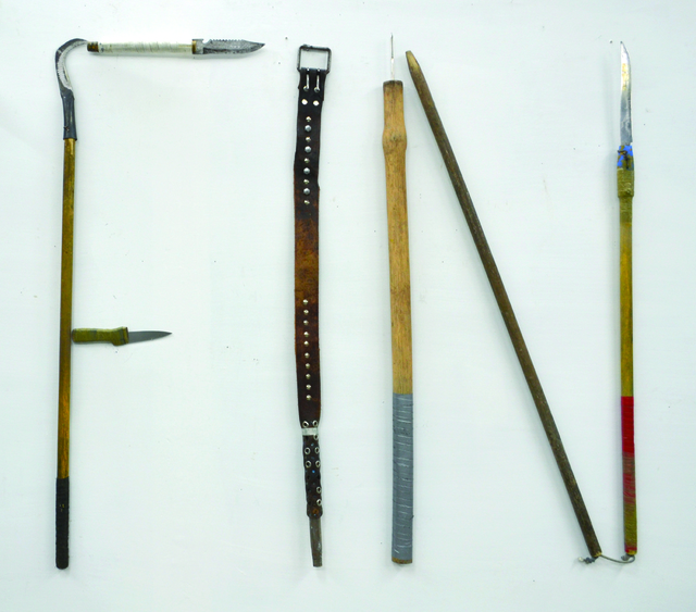 , 'FIN,' 2013, Baró Galeria