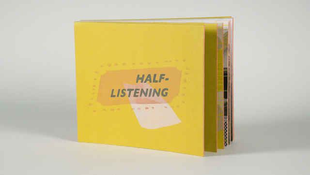 , 'Half-Listening,' 2010, Seager Gray Gallery
