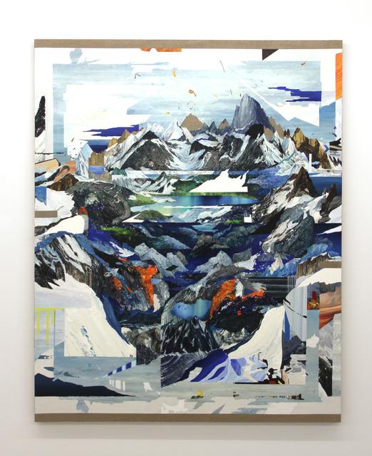 , 'Iceberg,' 2014, Moisés Pérez De Albéniz