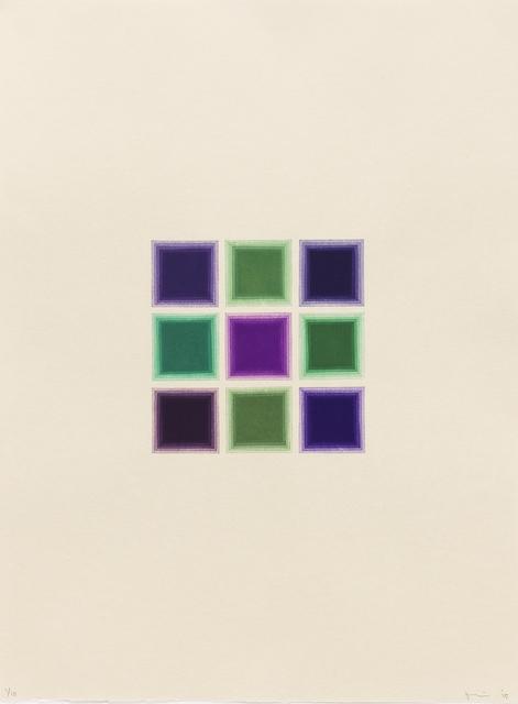 , 'Korin's Iris,' 2015, Aspinwall Editions