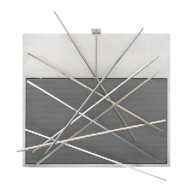 , 'Vibrations Metalliques,' 1969, Nikola Rukaj Gallery