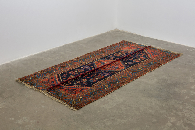 , 'Mendings (carpet),' 2010, Green Art Gallery