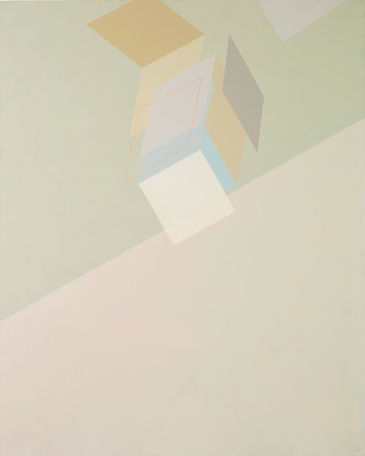 , 'Simultaneity,' 1977, The Columns Gallery